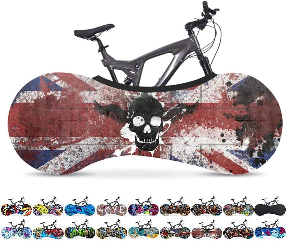 NANANA Funda Bici para Interiores Funda para Bicicleta Exterior ...