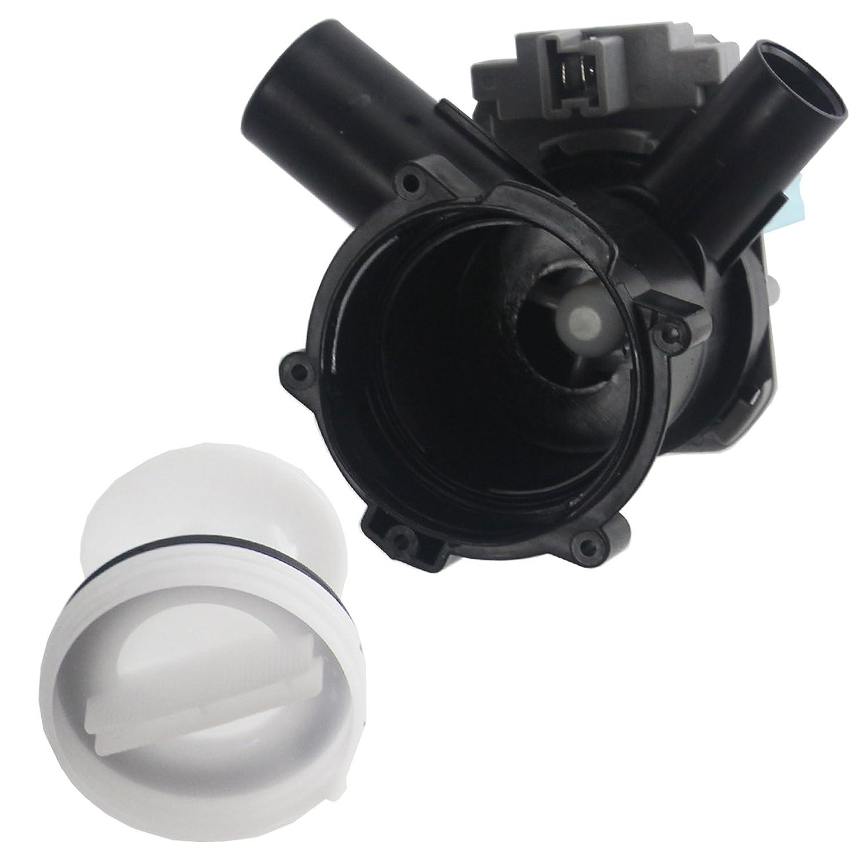 Spares2go Bomba de desagüe para lavadora Bosch Fitment list C ...