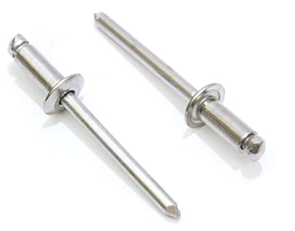 Rivets, Stainless Steel 3/16