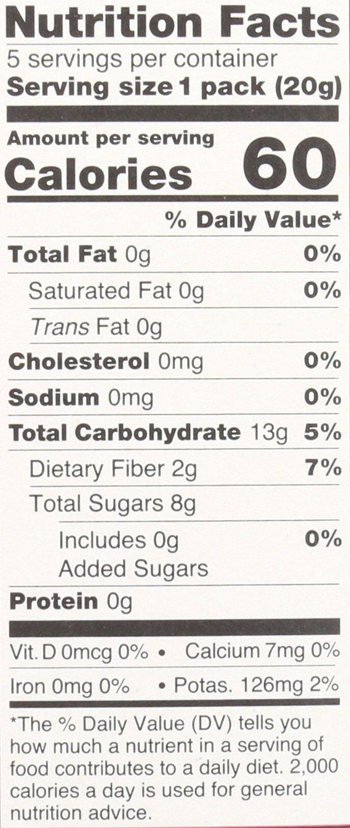 BEAR | Real Fruit Yoyos Snack | Non-GMO | Gluten-Free | All-Natural | Mango | 0.7 Ounce (30 Count)
