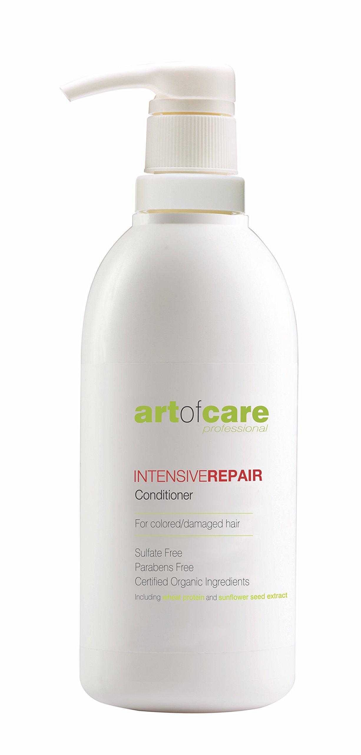 Amazon Onc Artofcare Intensiverepair Sulfate Free Shampoo 338
