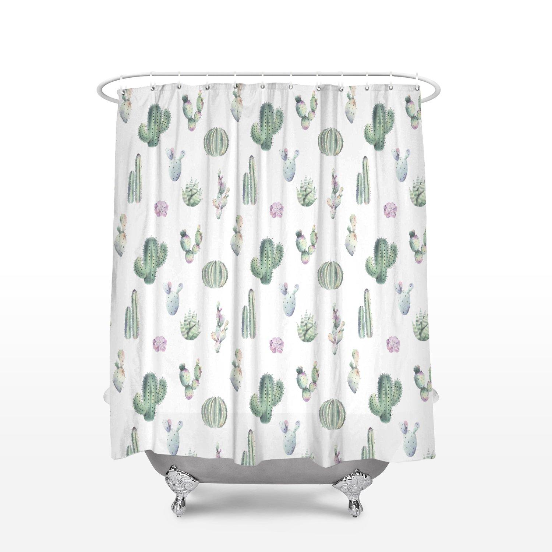 Beau Amazon.com: Long Shower Curtain Liner Fabric   72 X 78 Inch ...