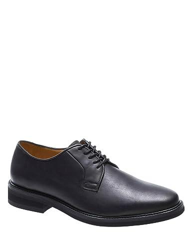 Sebago Men's Men's Leather Shoes In Black Color In Size 42 E (W) Black XGvbz