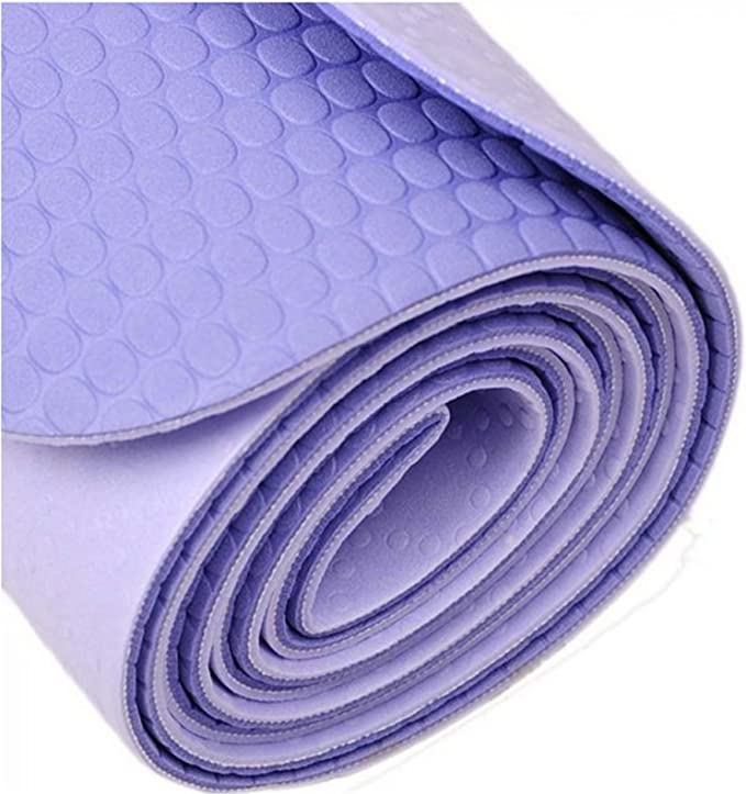 Amazon.com : Nike Essential Yoga Mat 3mm, Purple : Sports ...