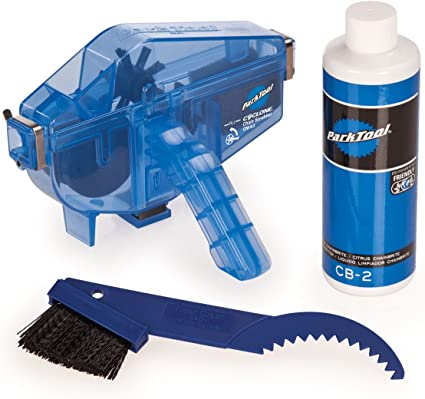 Park Tool CG-2.3 Chain Gang Chain Cleaning System Blue