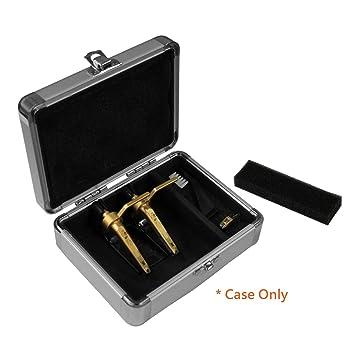Odyssey casos kcc2pr2sd | plata diamante DJ Tocadiscos Aguja láser ...