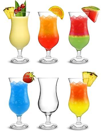 Copas para Piña Colada (460 ml, paquete de 6 unidades),