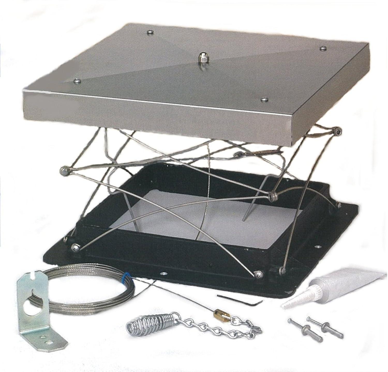Amazon Com Lyemance 17 X 17 Top Sealing Damper Home Kitchen