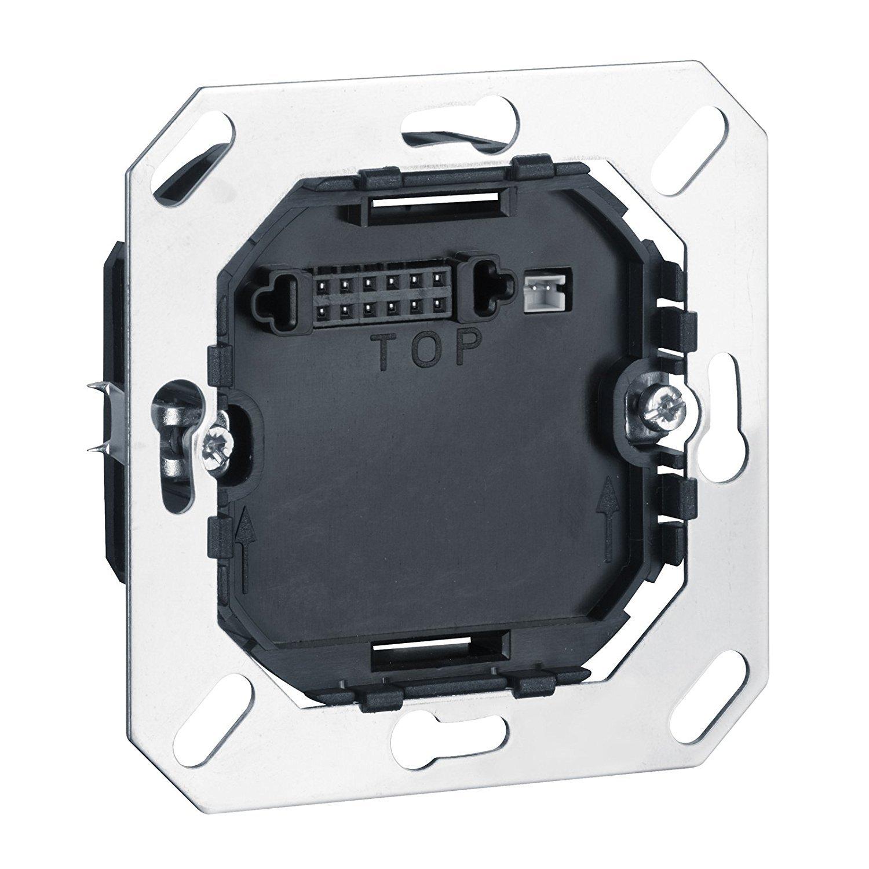 Vestamatic Minuteur pour volets avec fonction Astro Time Control Blanc