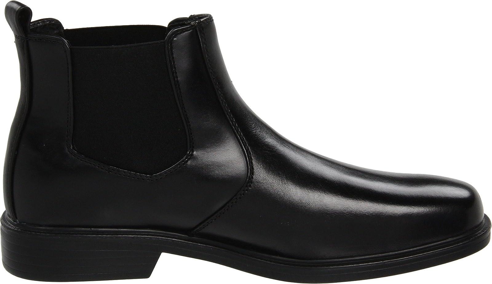 Giorgio Brutini Men's Chelsea Dress Boot Cormac Black - 6