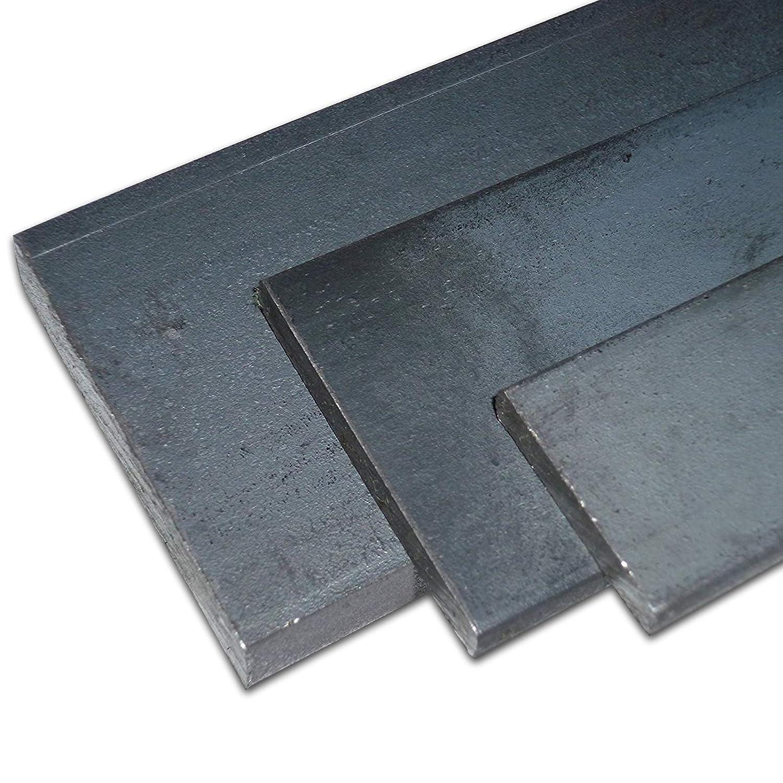 -3 mm Fer plat B/&T S235JR+AR//ST 37 Noir Longueur/ environ1500/mm