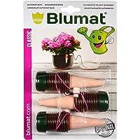 Blumat clásico - sistema de riego automático para plantas en macetas - paquete de 3, fabricado en Austria, ideal para plantas de interior