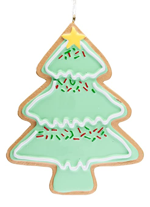 Miles Kimball Christmas Tree Cookie Ornament - Amazon.com: Miles Kimball Christmas Tree Cookie Ornament: Kitchen