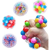 LOSIMEI Water Bead DNA Stress Relief Balls for Alleviate Anxiety, Tension and Improve Focus, ADHD Sensory Toys - Best…