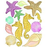 Sea Shells Wall Stickers