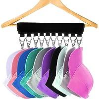 Hat Hanger Cap Holder Organiser Australia - Storage for 10 Caps, Hats – For Wardrobe Coat Hangers – Keep Your Baseball…