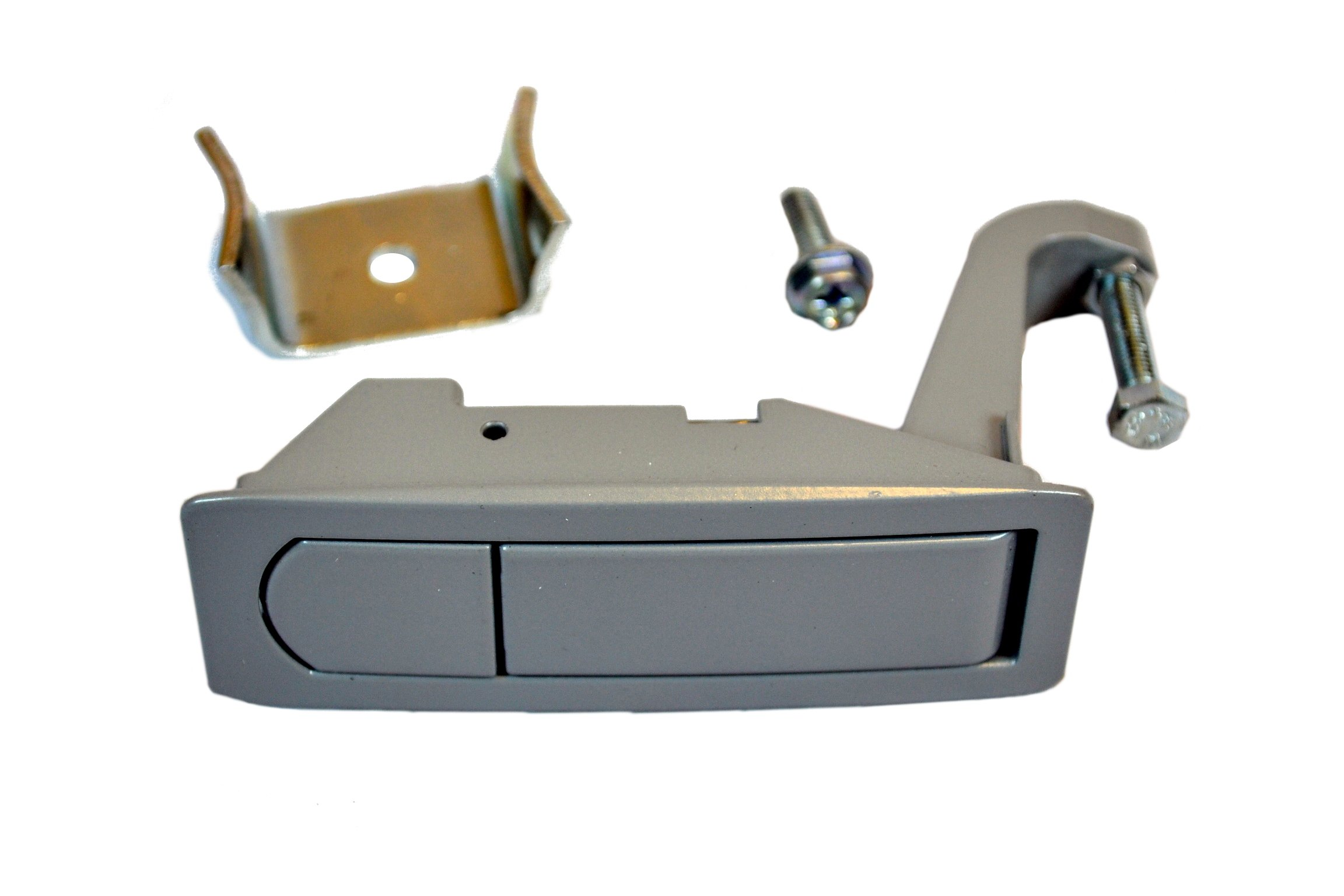 Southco C2-33-37 Non-Locking Lever Latch, Flush Trigger