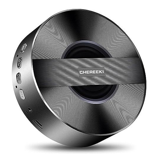 23 opinioni per CHEREEKI Altoparlante Bluetooth Tascabile Speaker Portatile Senza Fili Wireless