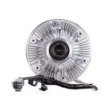 Orion Motor Tech alta tecnología eléctrico ventilador de refrigeración del embrague para 2007 - 09 dodge ram 3500 camión: Amazon.es: Coche y moto