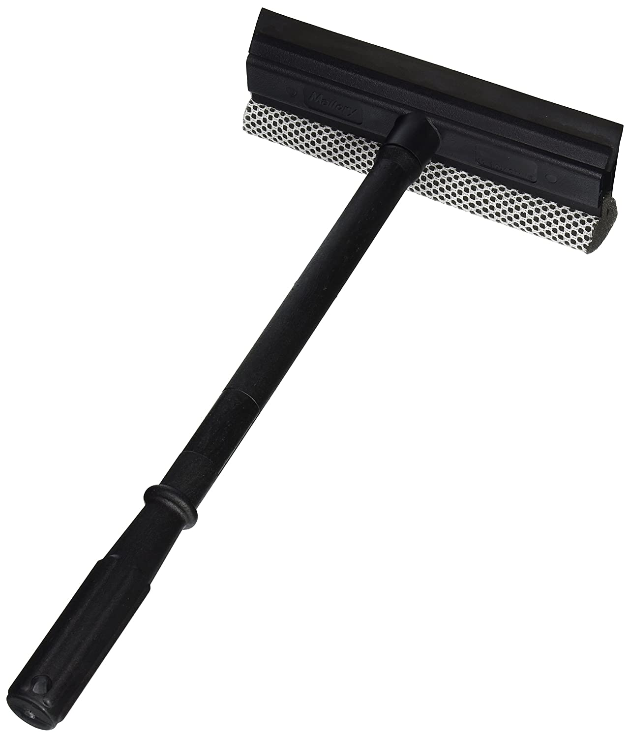 mallory ws1524a 8inch bug sponge squeegee black u2013 doublesided advantage