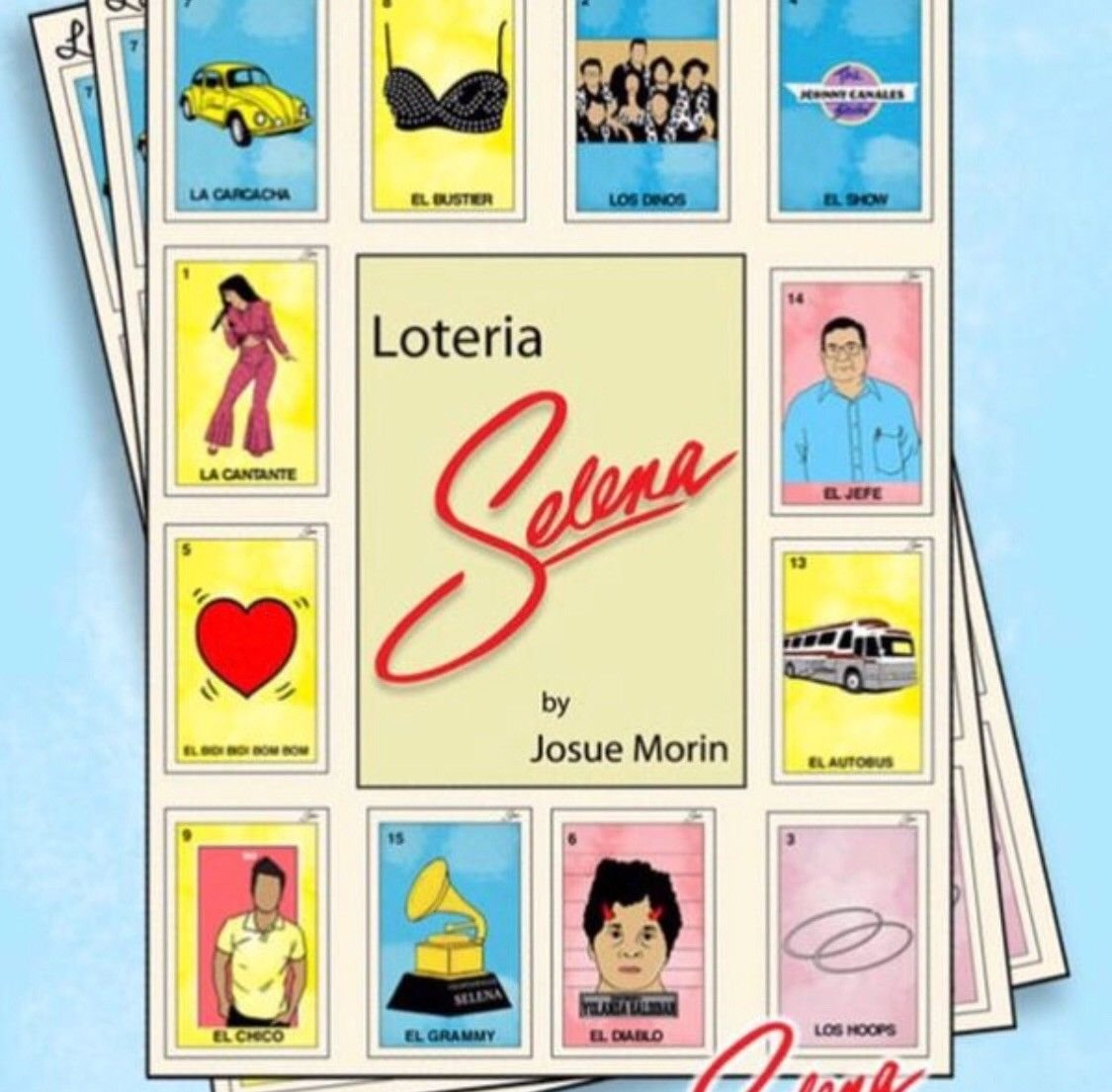 Amazon Selena Quintanilla Loteria Toys Games