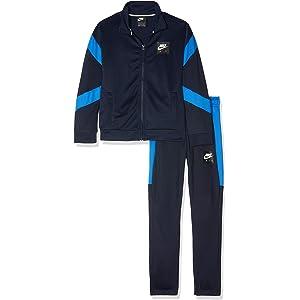 Nike NK Air TRK BF Cuff, Chándal Niño, niño, Nk Air TRK BF Cuff ...