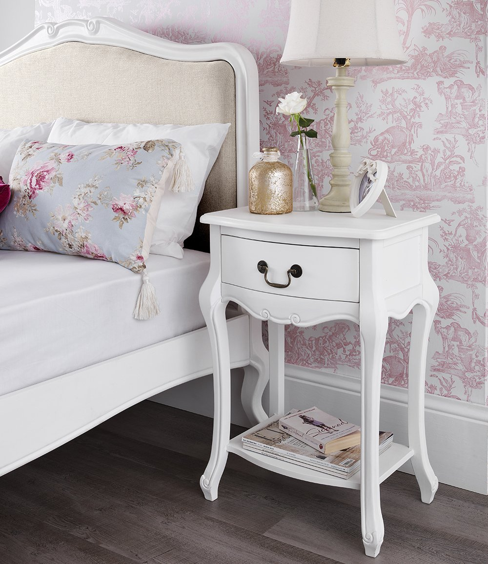 shabby chic furniture vancouver. juliette shabby chic antique white bedside table french cabinet with drawer and shelf fully assembled amazoncouk kitchen u0026 home furniture vancouver e