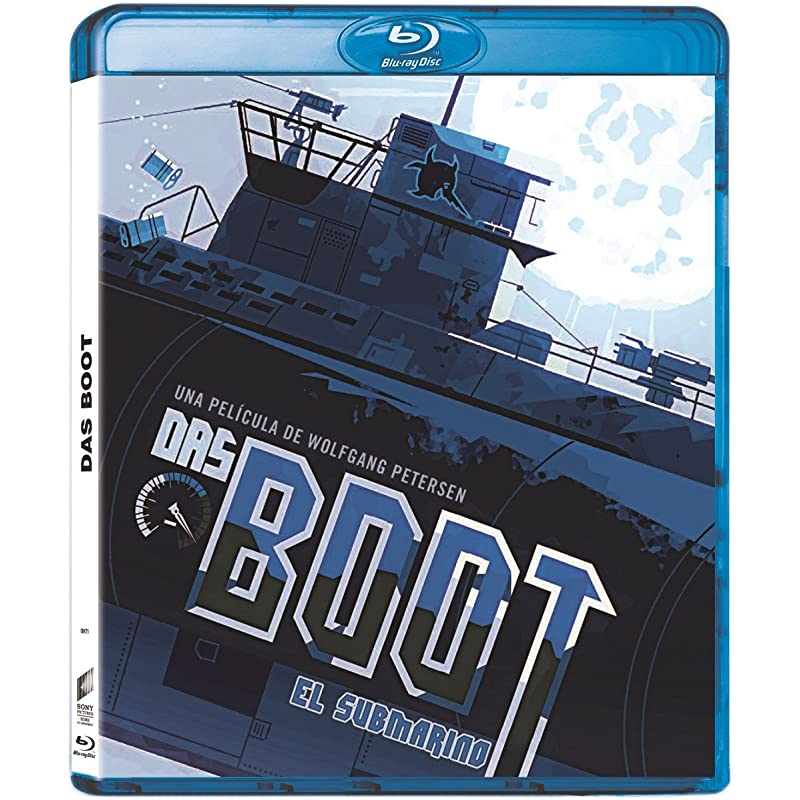 Das Boot - Bd (Director'S Cut) [Blu-ray]