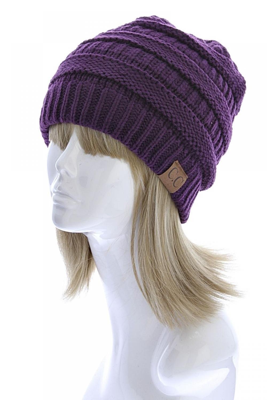 PL9_(US Seller)Beanie Unisex Skully Ski Hat Warm Cap