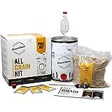 BNKR BEER Brew&Share | Kit para Hacer Cerveza Pale Ale | Tu Cerveza en 2 semanas. Elaboración con maltas. Fermentación…