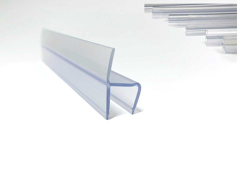 Juntas de plastico para Cortina de Cristal (3000mm, Cristal 10mm ...