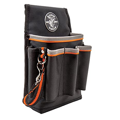 .com: tradesman pro tool pouch, 6-pocket klein tools 5241 ...