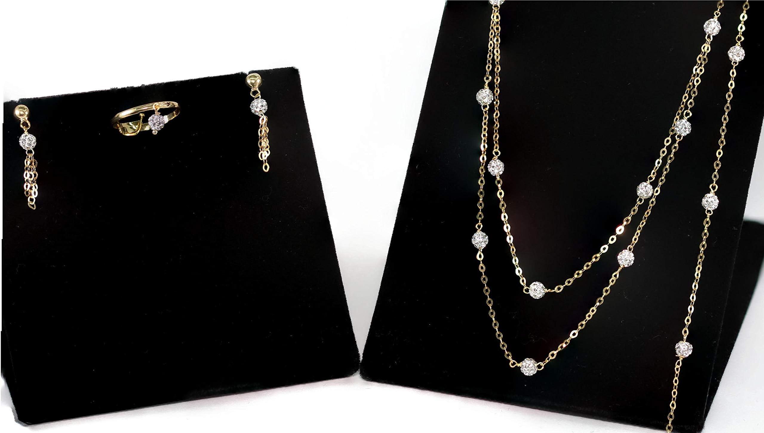 Pure Gold 18k Set Price In Saudi Arabia Amazon Saudi Arabia Kanbkam