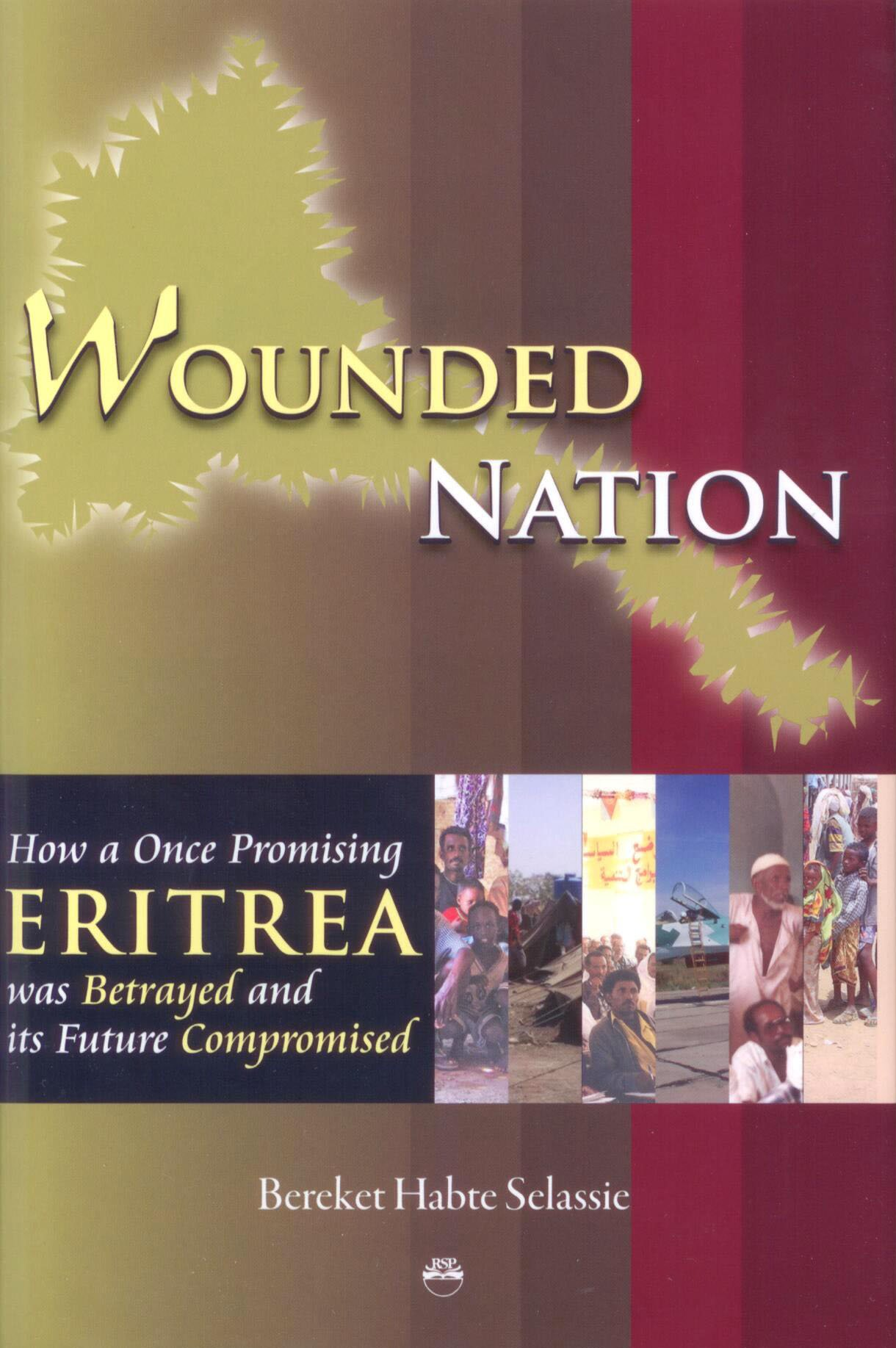 Wounded nation how a once promising eritrea was betrayed and its future compromised crown and the pen bereket habte selassie 9781569023402 amazon com
