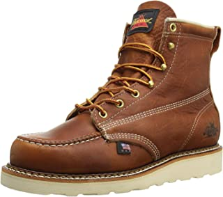 """product image for Thorogood Men's American Heritage 6"""" Moc Toe, MAXwear Wedge Non-Safety Toe Boot"""