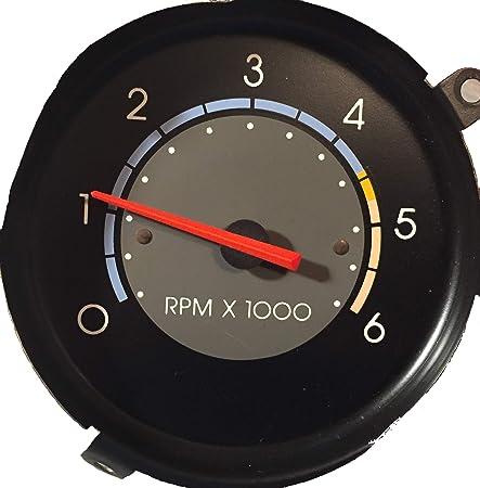 Tachometer REPAIR /& CALIBRATION SERVICE Caballero GM Monte Carlo El Camino