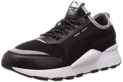 Puma Rs 0 Optic Pop Puma Black Puma Silver