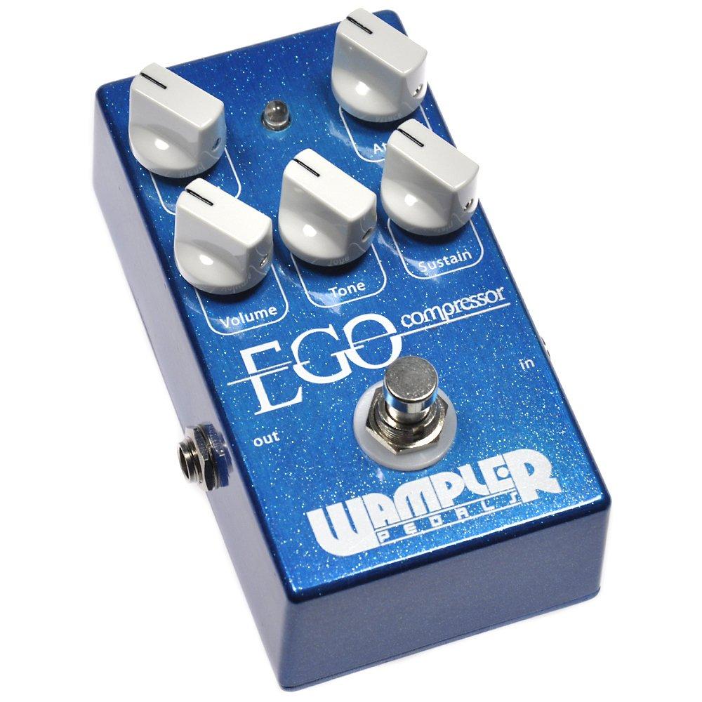 Wampler Ego Compressor Guitar Effects Pedal by Wampler