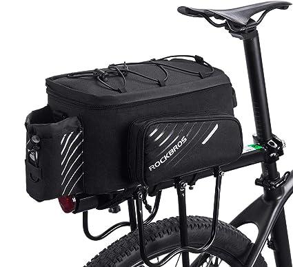 Amazon.com: ROCK BROS - Bolsa para maletero trasero de ...