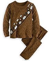 Star Wars Chewbacca Costume PJ PALS Pajamas for Kids
