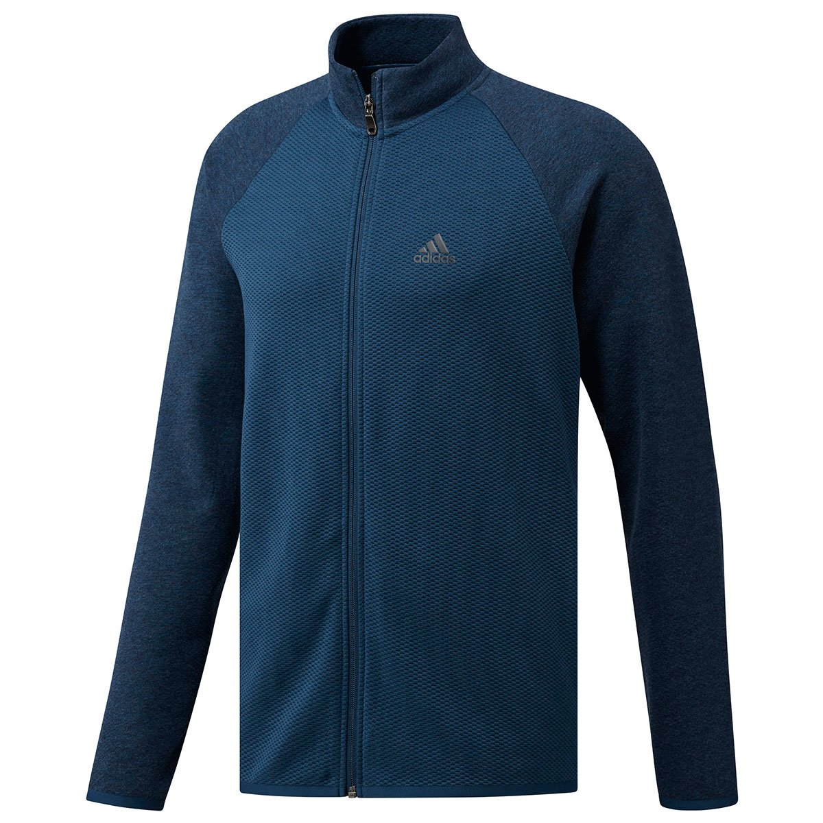 adidas Men's Climawarm Sweater Zip Track Jacket