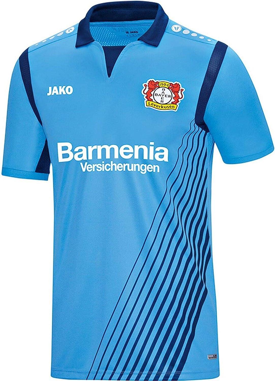 JAKO Auswärtstrikot 2018/2019 Camiseta de visitante del Bayer 04 ...