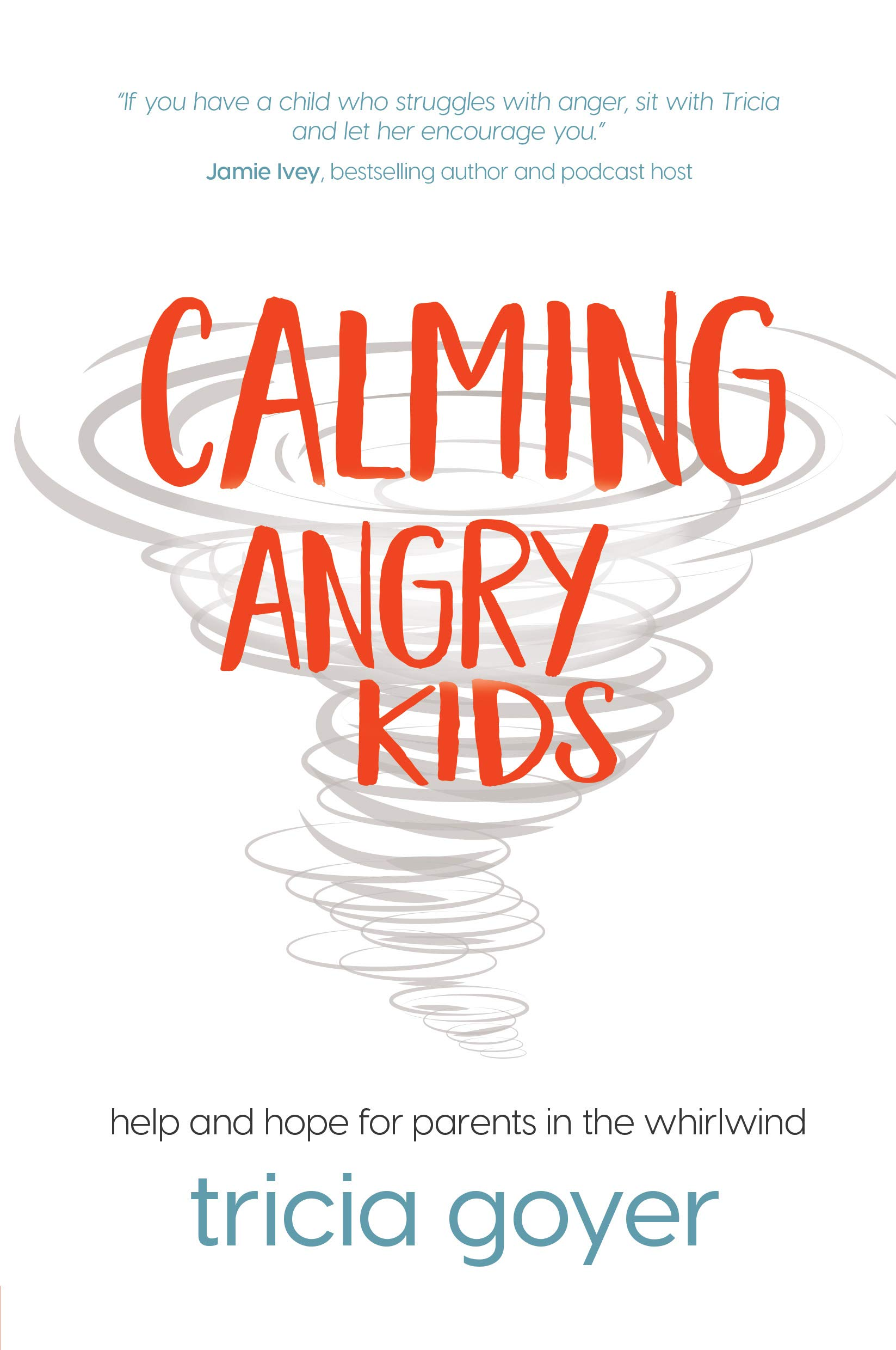 Calming Angry Kids: Goyer: 9781434711007: Amazon com: Books
