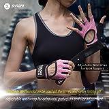 SIMARI Workout Gloves for Women Men, Weight Lifting Gloves, Gym Gloves, Breathable Non-Slip Wrist Protection Great for Lifting Weightlifting Lifts Fitness Exercise Training SG-907