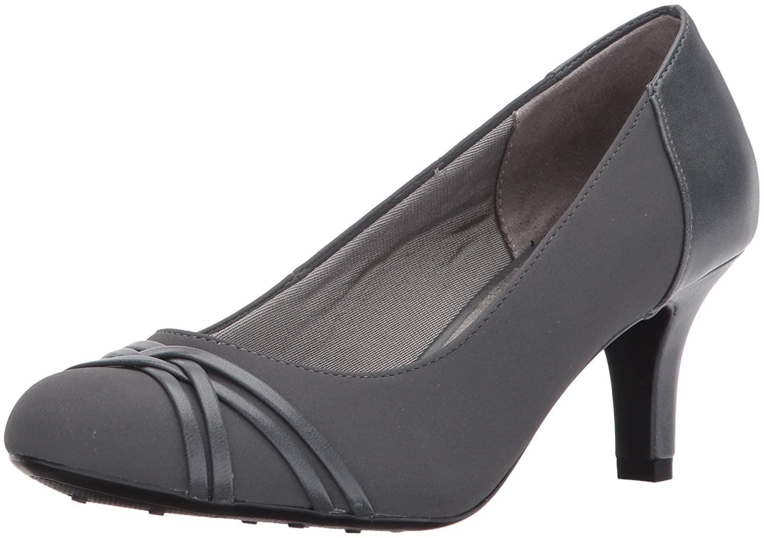 LifeStride Women's Pascal Dress Pump B073258HT8 7.5 B(M) US|Tornado