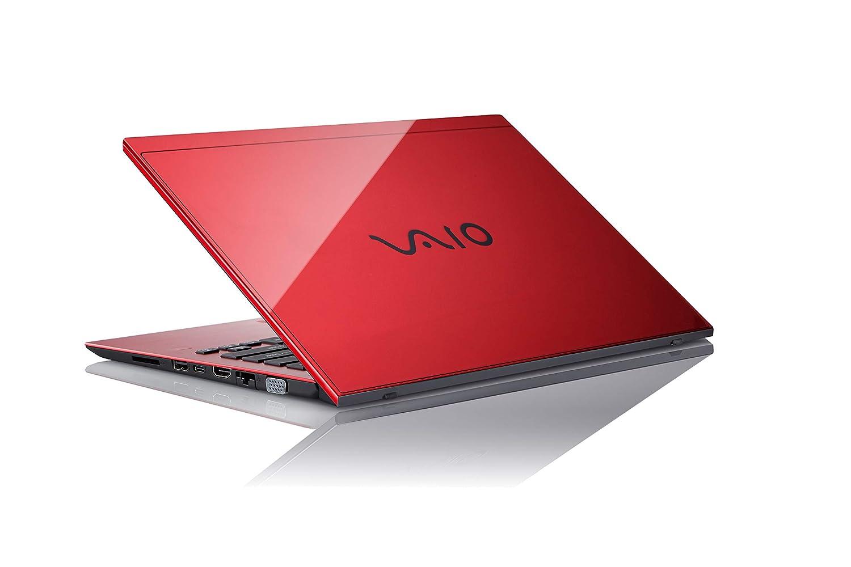 Amazon.com: VAIO SX14 - Intel Core i7-8565U Laptop   16GB Memory (RAM)   1TB PCIe SSD   Windows 10 Pro   14.0-Inch Ultra HD 4K (3840x2160) Display   Red: ...