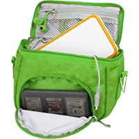 Orzly Travel Bag for Nintendo DS Consoles (New 2DS XL / 3DS / 3DS XL/New 3DS / New 3DS XL/Original DS/DS Lite/DSi/etc…