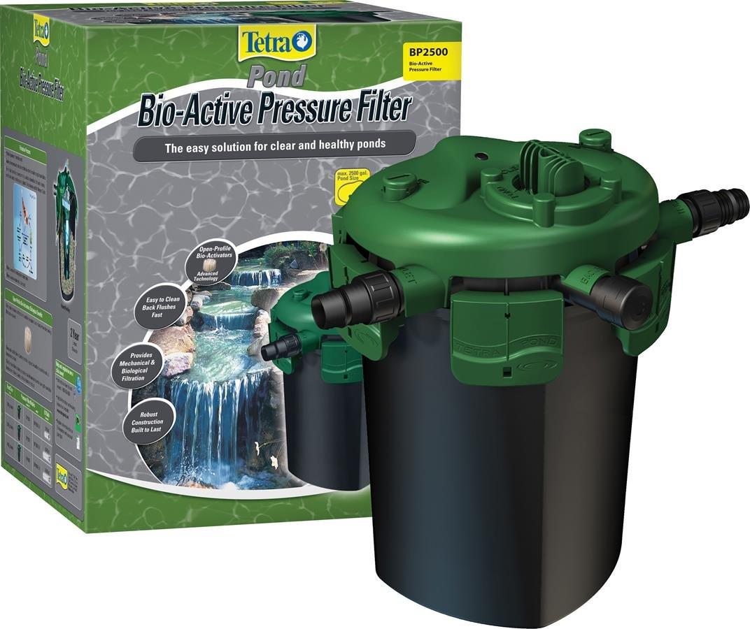 TetraPond Bio-Active Pressure Filters BP2500 by Tetra Pond B001QIJSIK