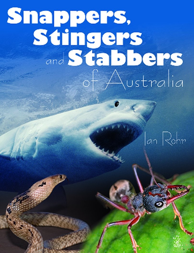 Read Online Snappers Stingers & Stabbers of Australia (Young Reed) pdf