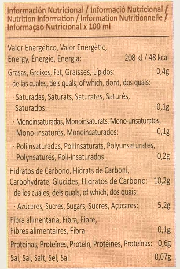 Monsoy - Bebida de Arroz Integral con Quinoa - Caja de 4 x 1L